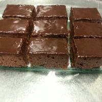 Auténtico brownie