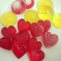 Sweets...gominolas o chuches runners.