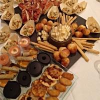 Cena buffet - tapitas