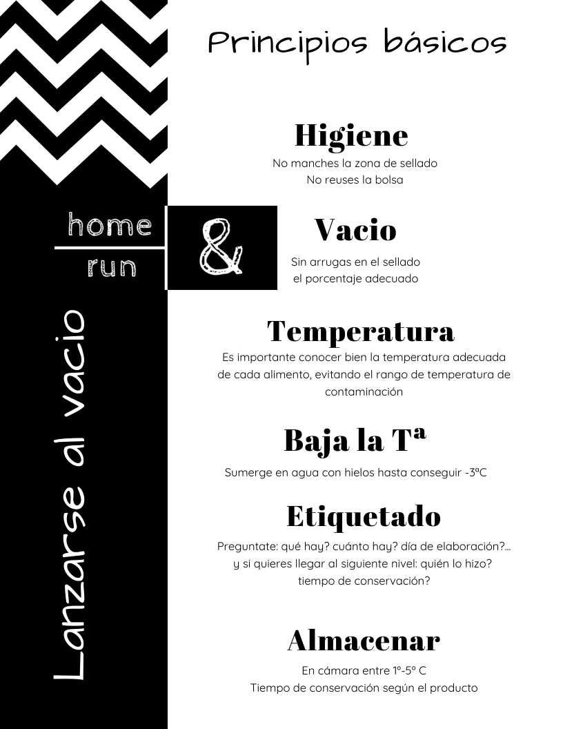 Black and White Lines Posh Valentine's Day Menu